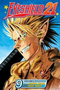 Cover Thumbnail for Eyeshield 21 (Viz, 2005 series) #9