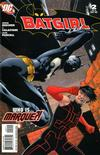 Cover for Batgirl (DC, 2008 series) #2