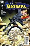 Cover for Batgirl (DC, 2008 series) #4