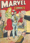Cover for Marvel Mystery Comics (Bell Features, 1948 series) #87