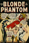 Cover for Blonde Phantom Comics (Bell Features, 1948 series) #17