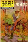 Cover Thumbnail for Classics Illustrated (1947 series) #37 [HRN 166] - The Pioneers [painted cover]