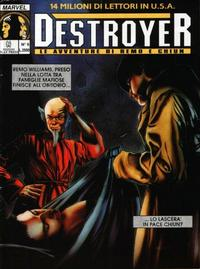 Cover Thumbnail for Destroyer (Play Press, 1990 series) #6