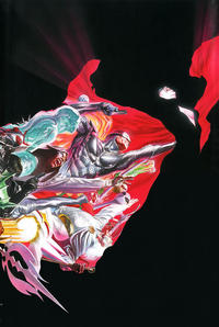 Cover Thumbnail for Astro City: The Dark Age (DC, 2008 series) #1 - Brothers and Other Strangers
