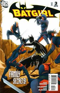 Cover Thumbnail for Batgirl (DC, 2008 series) #3