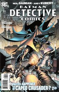 Cover Thumbnail for Detective Comics (DC, 1937 series) #853 [Direct]