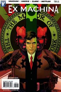 Cover Thumbnail for Ex Machina (DC, 2004 series) #39