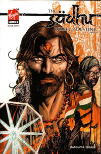 Cover Thumbnail for Sadhu Wheel of Destiny (Virgin, 2008 series) #2
