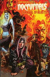 Cover Thumbnail for Nocturnals: Carnival of Beasts (Image, 2008 series)