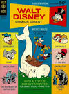 Cover for Walt Disney Comics Digest (Western, 1968 series) #26