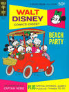 Cover for Walt Disney Comics Digest (Western, 1968 series) #36