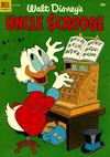 Cover for Uncle Scrooge (Dell, 1953 series) #5