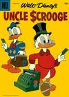 Cover for Uncle Scrooge (Dell, 1953 series) #22
