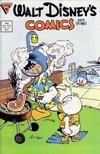 Cover for Walt Disney's Comics and Stories (Gladstone, 1986 series) #511 [Direct edition]