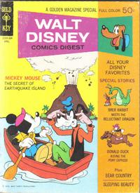 Cover Thumbnail for Walt Disney Comics Digest (Western, 1968 series) #21