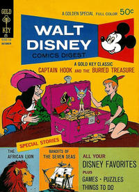 Cover Thumbnail for Walt Disney Comics Digest (Western, 1968 series) #31