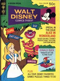 Cover Thumbnail for Walt Disney Comics Digest (Western, 1968 series) #46