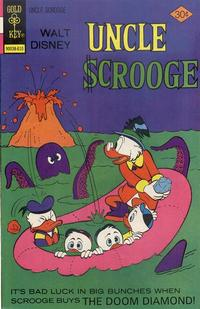 Cover Thumbnail for Uncle Scrooge (Western, 1963 series) #133 [Gold Key]