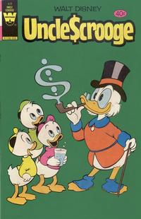 Cover Thumbnail for Uncle Scrooge (Western, 1963 series) #177