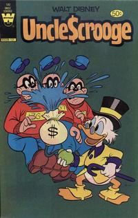 Cover Thumbnail for Uncle Scrooge (Western, 1963 series) #182 [50-Cent Variant]
