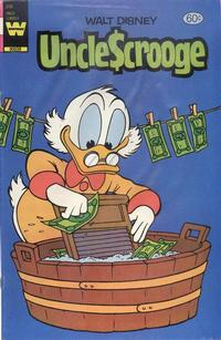 Cover Thumbnail for Uncle Scrooge (Western, 1963 series) #200