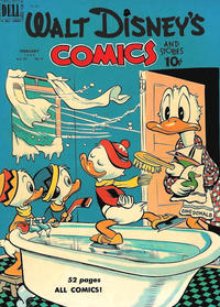 Cover Thumbnail for Walt Disney's Comics and Stories (Dell, 1940 series) #v10#5 (113)