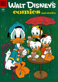 Cover Thumbnail for Walt Disney's Comics and Stories (Dell, 1940 series) #v15#11 (179)