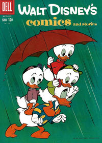 Cover Thumbnail for Walt Disney's Comics and Stories (Dell, 1940 series) #v20#12 (240)