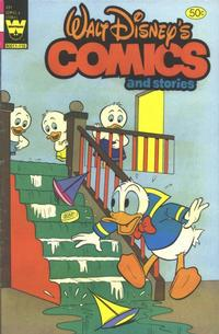 Cover Thumbnail for Walt Disney's Comics and Stories (Western, 1962 series) #v41#11 / 491