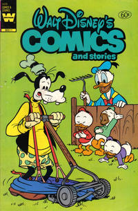 Cover Thumbnail for Walt Disney's Comics and Stories (Western, 1962 series) #v43#1 / 505