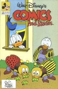 Cover Thumbnail for Walt Disney's Comics and Stories (Disney, 1990 series) #559