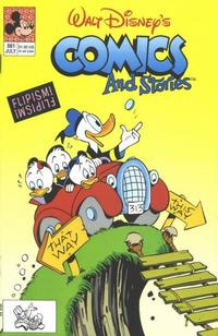 Cover Thumbnail for Walt Disney's Comics and Stories (Disney, 1990 series) #561