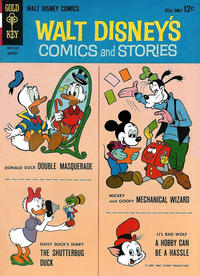 Cover Thumbnail for Walt Disney's Comics and Stories (Western, 1962 series) #v24#4 (280)