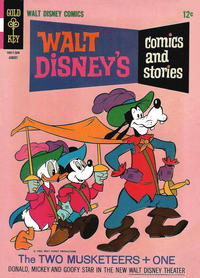 Cover Thumbnail for Walt Disney's Comics and Stories (Western, 1962 series) #v25#11 (299)