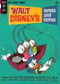Cover Thumbnail for Walt Disney's Comics and Stories (Western, 1962 series) #v26#1 (301)