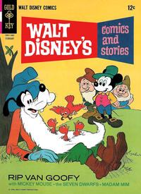 Cover Thumbnail for Walt Disney's Comics and Stories (Western, 1962 series) #v26#5 (305)