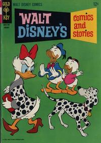 Cover Thumbnail for Walt Disney&#39;s Comics and Stories (Western, 1962 series) #316