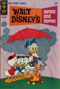 Cover Thumbnail for Walt Disney's Comics and Stories (Western, 1962 series) #v27#12 (324)