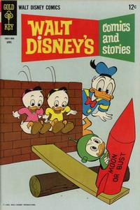 Cover Thumbnail for Walt Disney's Comics and Stories (Western, 1962 series) #331