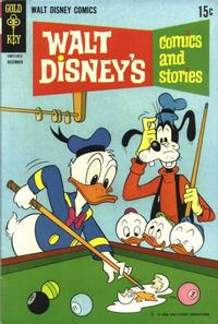 Cover Thumbnail for Walt Disney's Comics and Stories (Western, 1962 series) #v29#3 (339)