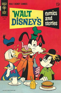 Cover Thumbnail for Walt Disney's Comics and Stories (Western, 1962 series) #v29#7 (343)