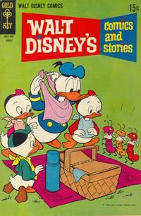 Cover Thumbnail for Walt Disney's Comics and Stories (Western, 1962 series) #v29#11 (347)