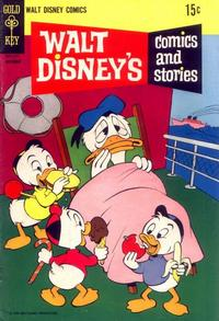 Cover Thumbnail for Walt Disney's Comics and Stories (Western, 1962 series) #v30#2 (350)