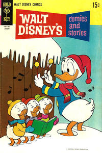 Cover Thumbnail for Walt Disney's Comics and Stories (Western, 1962 series) #v30#4 (352)