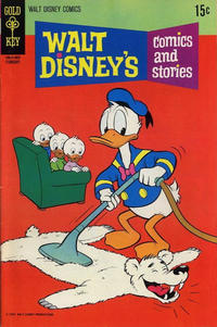 Cover Thumbnail for Walt Disney's Comics and Stories (Western, 1962 series) #353