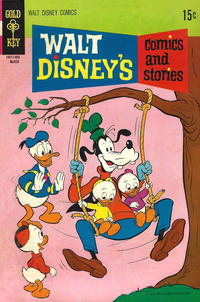 Cover Thumbnail for Walt Disney's Comics and Stories (Western, 1962 series) #v30#6 (354)