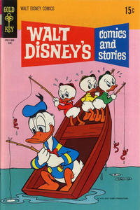 Cover Thumbnail for Walt Disney's Comics and Stories (Western, 1962 series) #v30#9 (357)