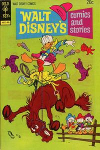 Cover Thumbnail for Walt Disney's Comics and Stories (Western, 1962 series) #405