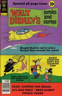 Cover Thumbnail for Walt Disney's Comics and Stories (Western, 1962 series) #v38#3 (447)