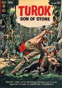 Cover Thumbnail for Turok, Son of Stone (Western, 1962 series) #39